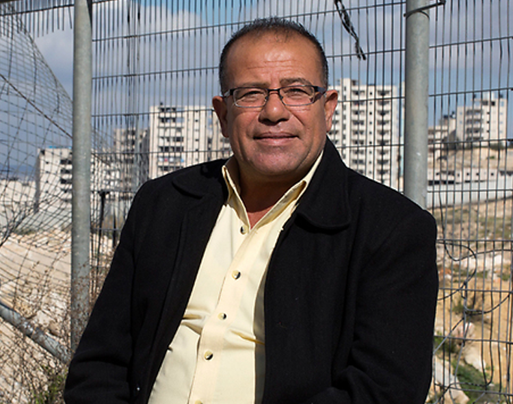 Palestinian human rights activist condemns BDS