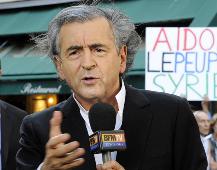 Bernard-Henri Lévy on the BDS movement